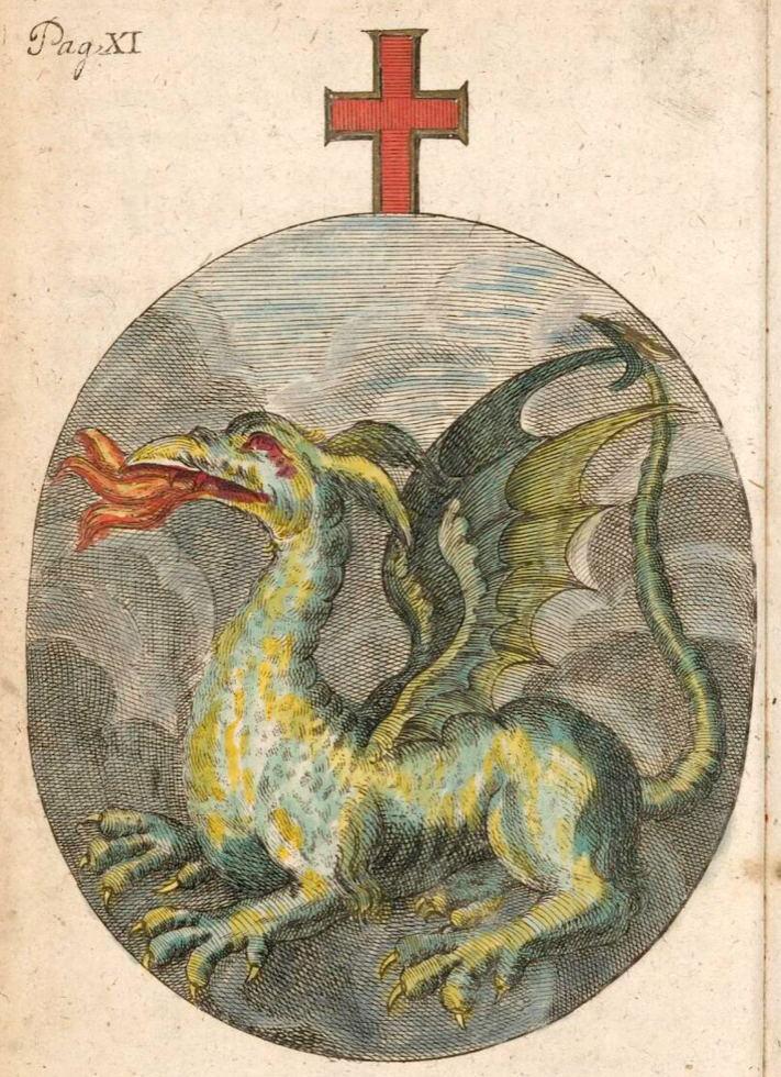 Alchemical art dragib